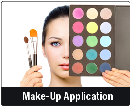 Studio - Make Up Application