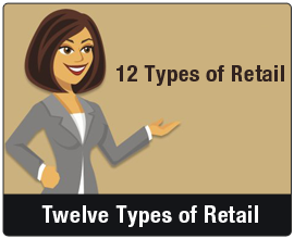 Storyline - 12 Types of Retail